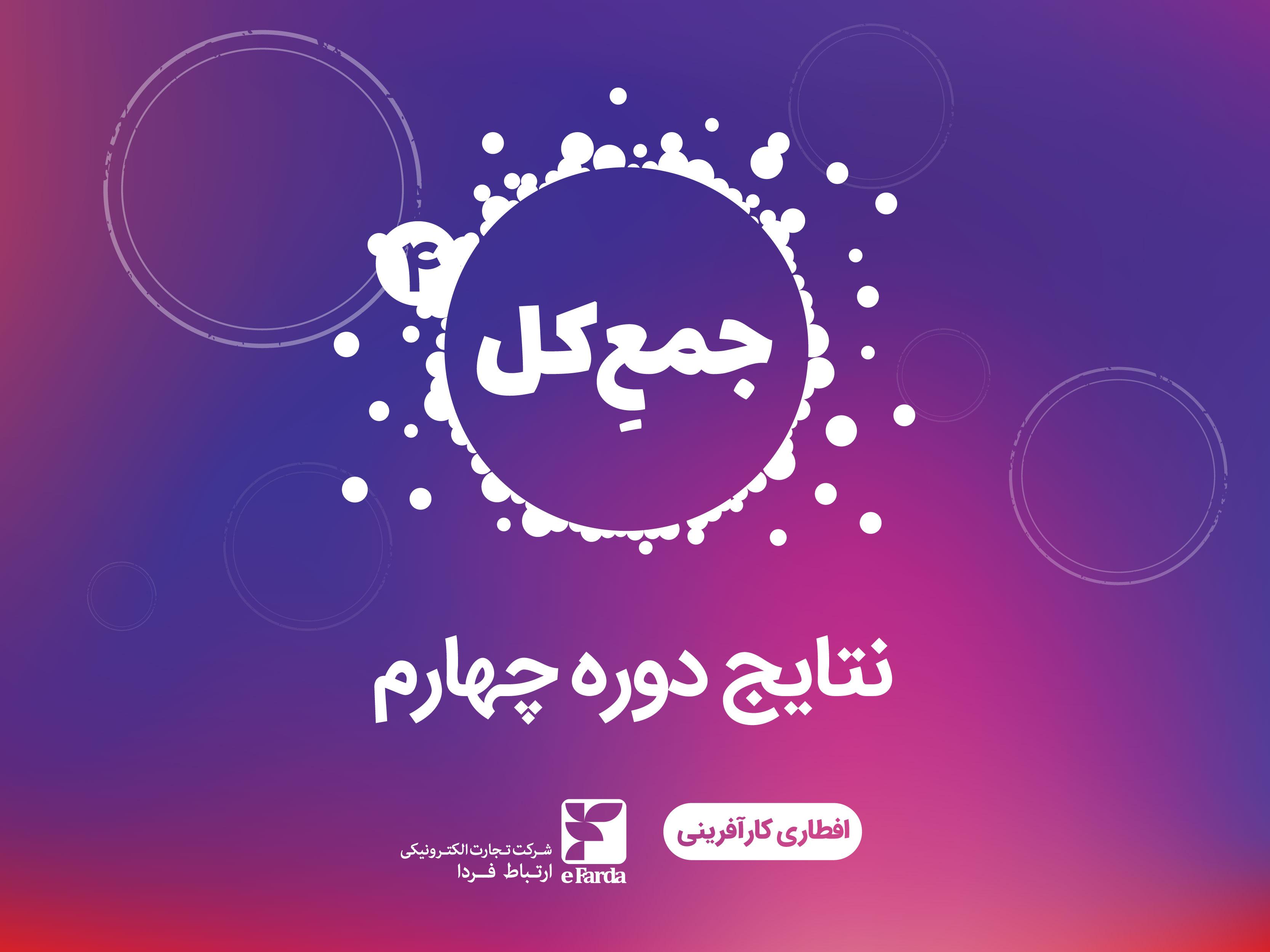 نظرات فعالان اکوسیستم کارآفرینی مشهد را در جمعکل4 ببینید